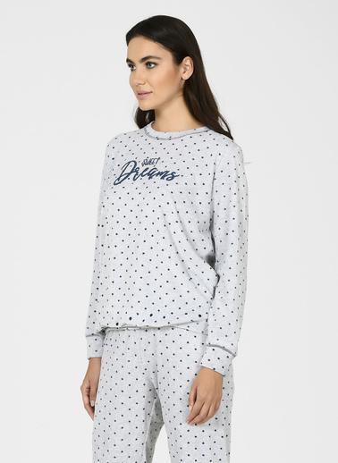 Nbb Pijama Takım Mavi